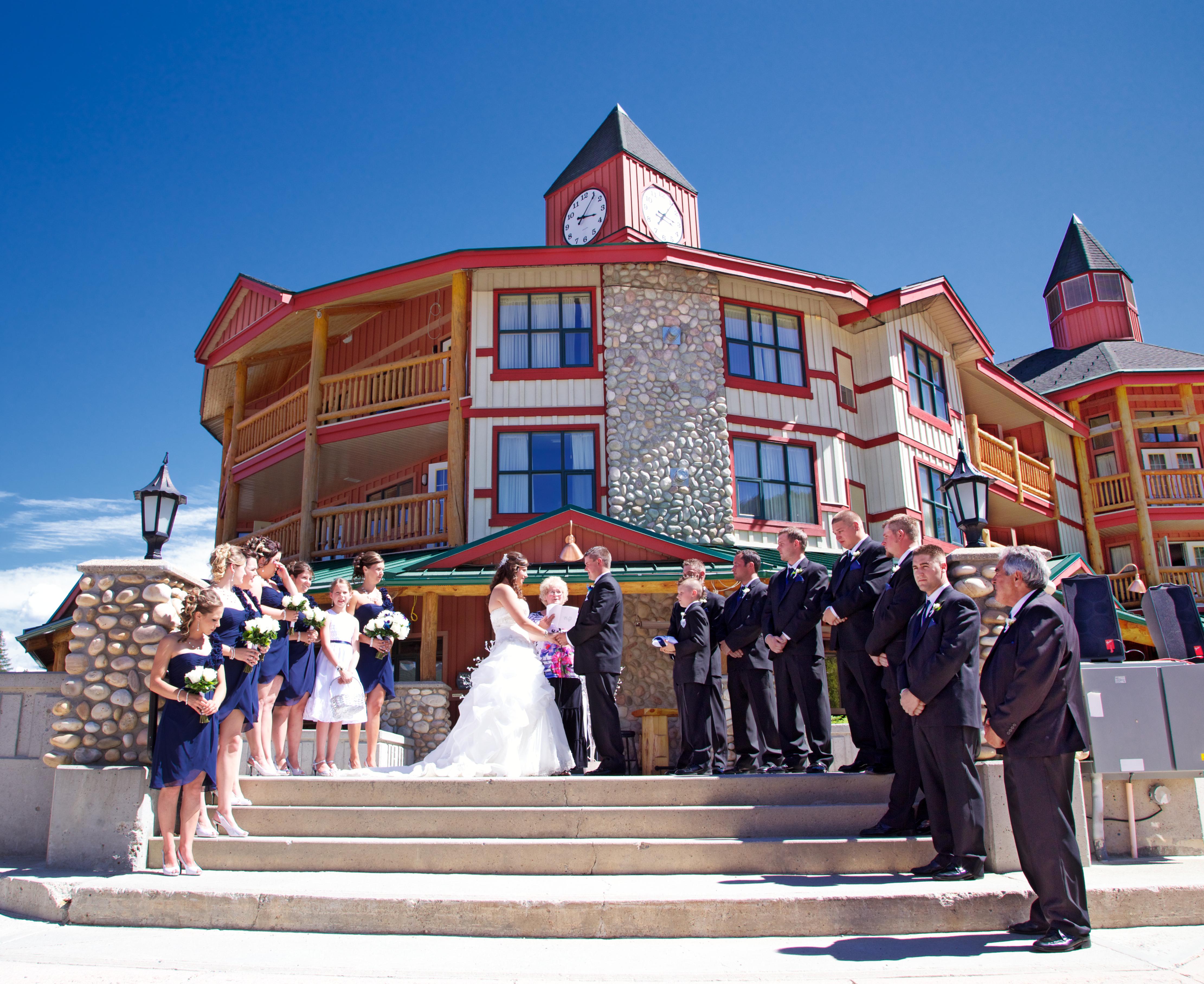 Stemwinder kimberley wedding