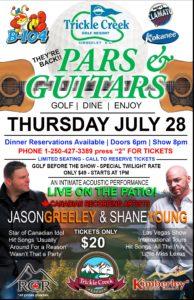 2016 Pars & Guitars Poster