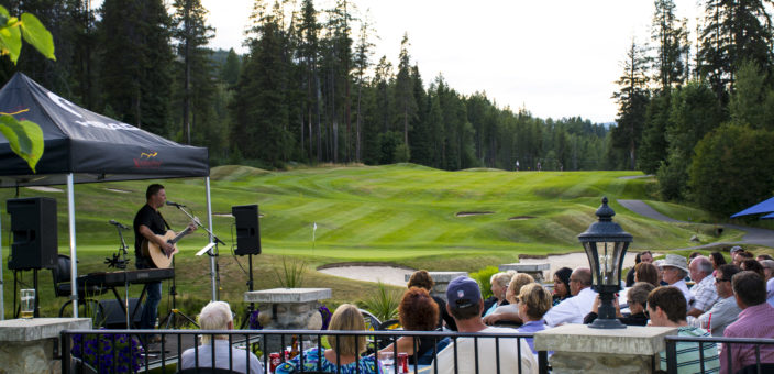 Pars & Guitars Event Returns to Trickle Creek Golf Resort